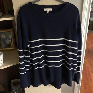 Vici Navy Sweater